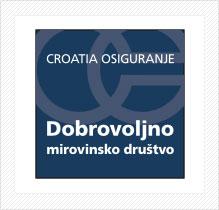 Croatia osiguranje dobrovoljno mirovinsko društvo